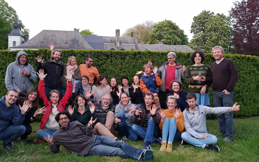 Stage de permaculture Humaine mai 2018