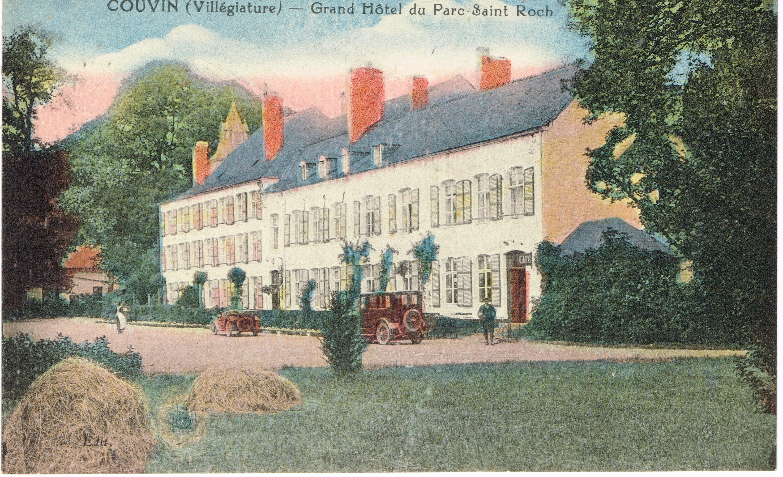 Grand Hotel Saint Roch - 1927