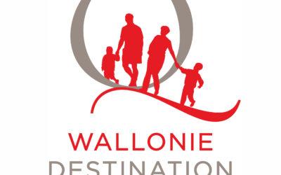 Le Domaine reçoit le Label Wallonie Destination Qualité